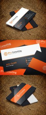 iPro Business Card Template