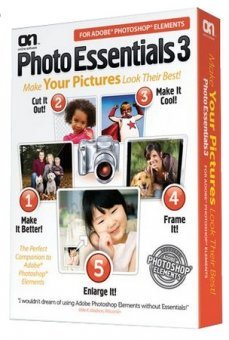 OnOne Photo Essentials v3.0.1 Full for Adobe Photoshop